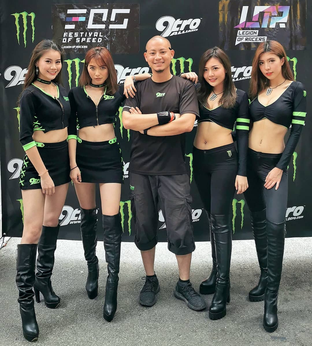9tro Monster Energy